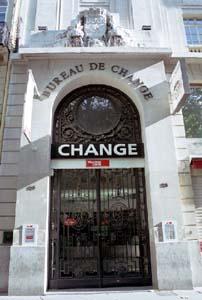 bureau de change 25 boulevard des capucines paris 02