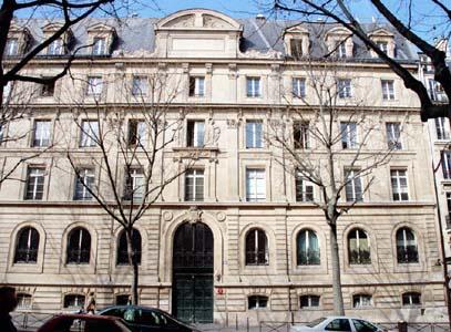 Lyc 233 E Saint Louis 40 Boulevard Saint Michel Paris 06