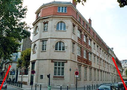 Lyc e professionnel cole de gar ons et de filles for Rue des garcons