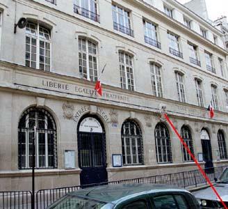 233 Cole 12 12bis Rue De La Bienfaisance Paris 08