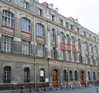 233 Cole 121 123 Rue Du Patay Paris 13