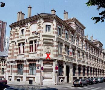 Lyc 233 E R 233 Gional Beaugrenelle 62 Rue Saint Charles Paris 15