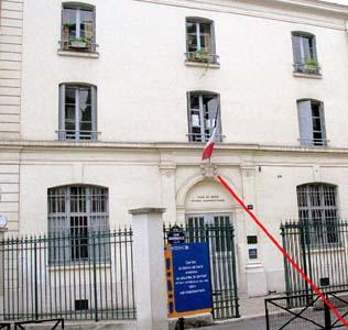 233 Cole 20 Rue De Dombasle Paris 15