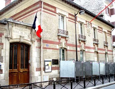 Cole de filles 42 rue de la mare paris 20 for 42 ecole piscine