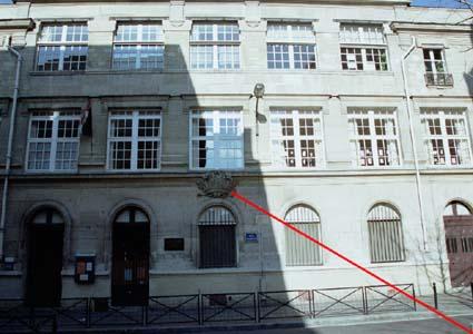 233 Cole 9 Rue De Tlemcen Paris 20